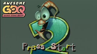 Earthworm Jim 2 by Gargon100 in 30:23 - AGDQ2019