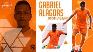 ⚽ GABRIEL ALAGOAS / ATACANTE / Gabriel Henrique Moraes Cunha