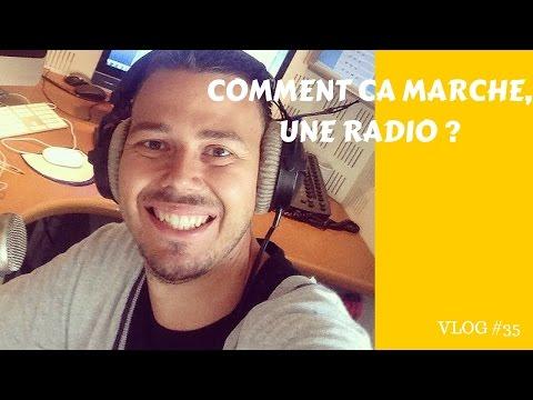 Comment ça marche, une radio ?  - VLOG #35