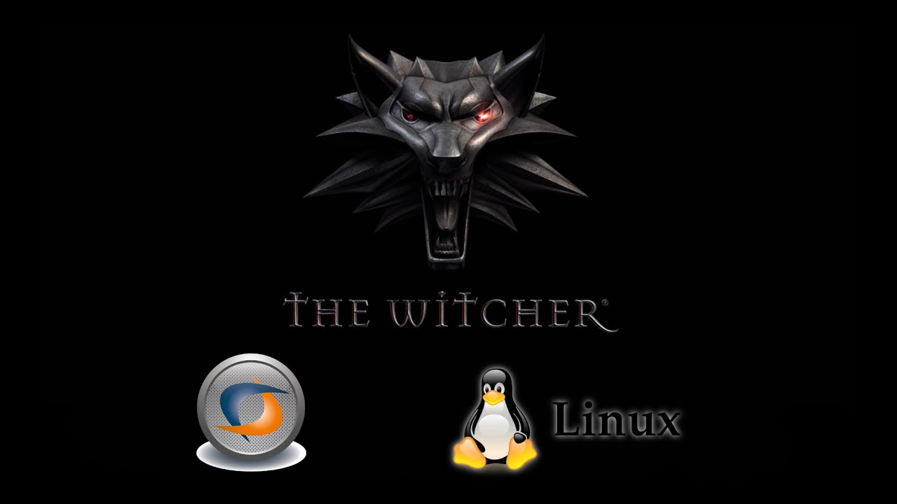 CrossOver 15 for Linux - install Windows game The Witcher on Ubuntu,  SteamOS, Mageia or Fedora