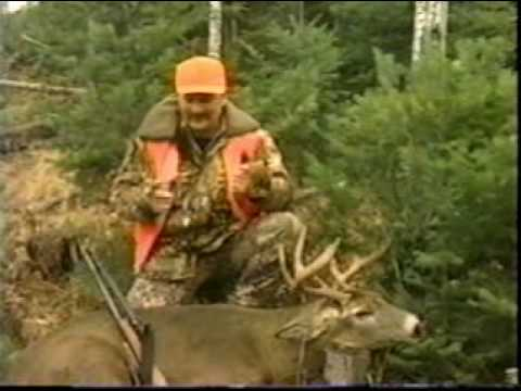 Roger  Raglin shoots the wrong deer