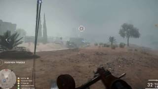 Battlefield 1 Синайская пустыня(Ралли на автомобиле., 2016-12-08T16:38:28.000Z)