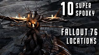 10 Super Spooky Fallout 76 Locations