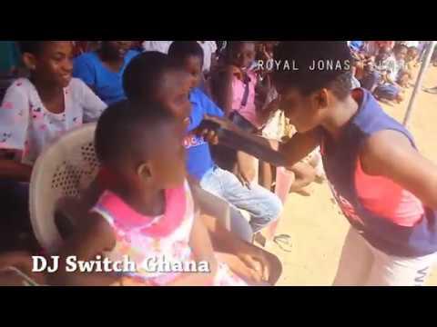 DJ Switch Ghana Hilarious Performance At Hohoe Volta Region
