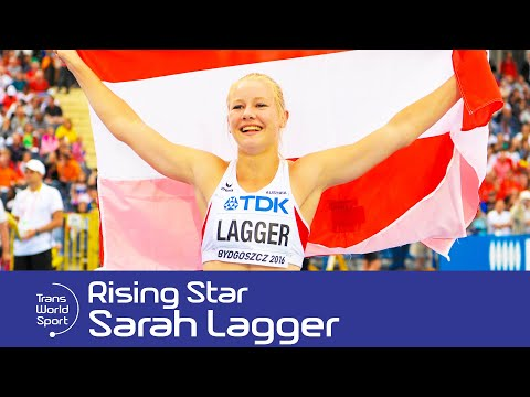 Sarah Lagger | Rising Austrian Heptathlete | Trans World Sport