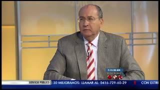 La Entrevista El Noticiero Televen - Primera Emisión - Lunes 23-01-2017