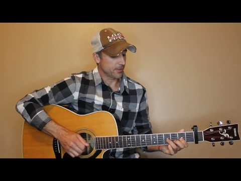 Don't - Darius Rucker - Guitar Lesson | Tutorial