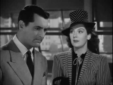 """His girl Friday """"Luna nueva"""" 1940"""