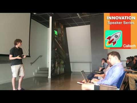 Innovation Speaker Series - D.A. Wallach - 6/29/17
