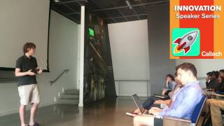 Innovation Speaker Series - D.A. Wallach - 6/29/17