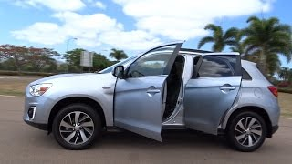 2015 MITSUBISHI ASX Townsville, Cairns, Ingham, Mt Isa, Ayr, QLD 403206