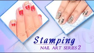 Stamping Nail Art Series 2 - Do it Yourself | KhoobSurati.com