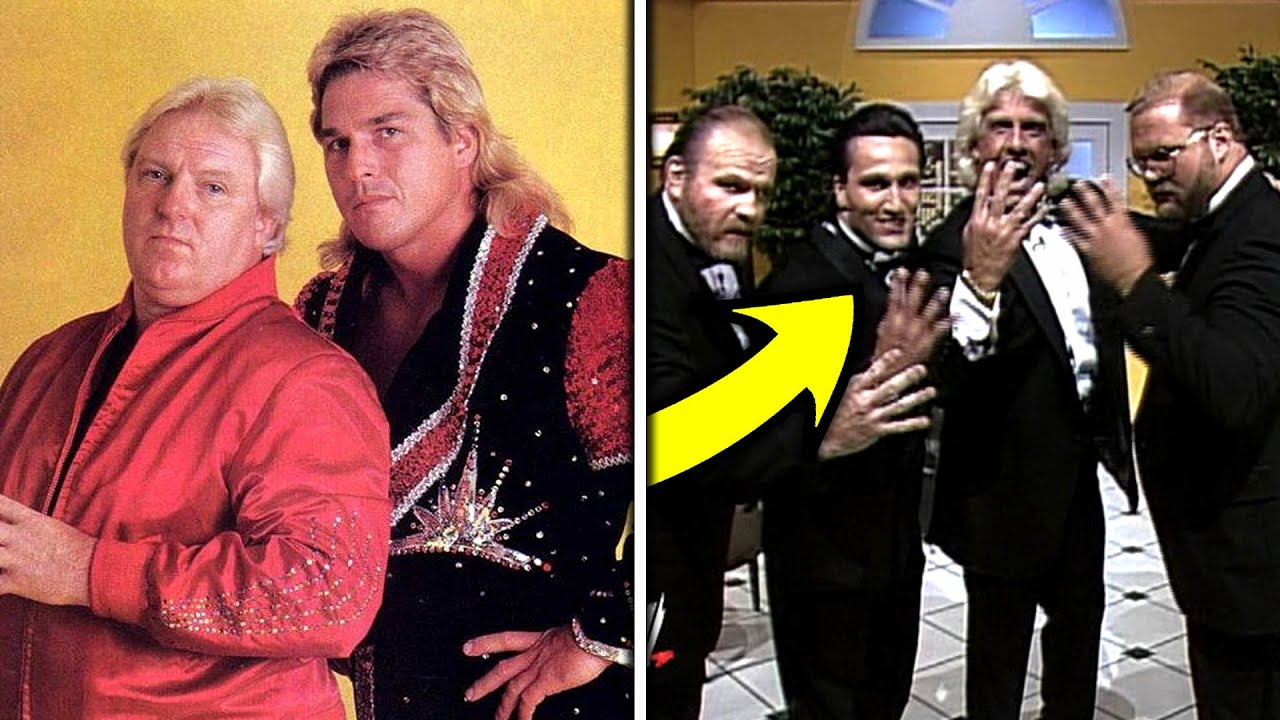 10 Miscast Members Of Famous Wrestling Stables