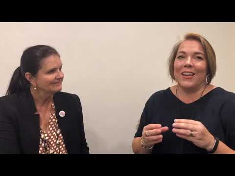 How to close the health divide? Talking with health equity leaders Cassandra Goldie & Tanya Lehmann