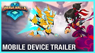 Brawlhalla: Mobile Announcement Trailer | Ubisoft [NA]