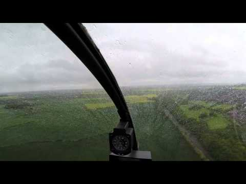 Helicopter Trial Lesson - Craig Morton May 2014