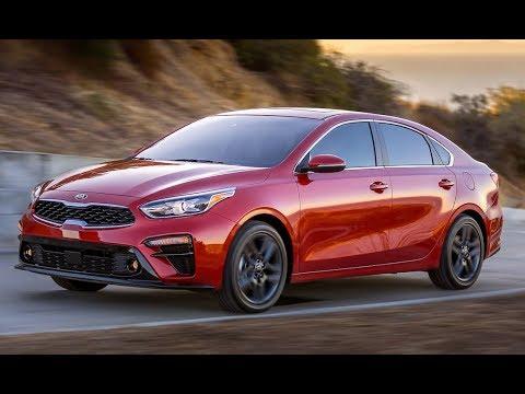 Kia Forte (Cerato) Features, Design, Interior and Driving