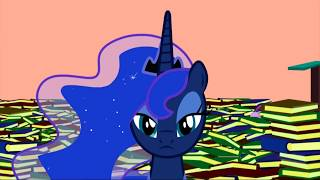mlp comic dub luna saucy comedy