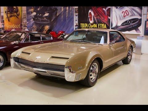 1966 oldsmobile toronado jay lenos garage youtube