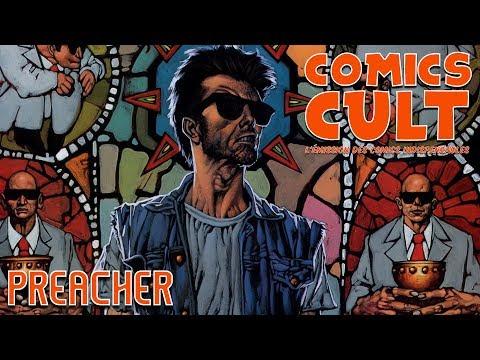 COMICS CULT - Preacher - Vertigo