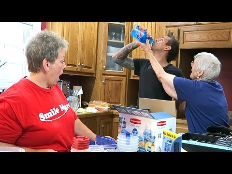 DRINKING DANGEROUS CHEMICALS PRANK!!