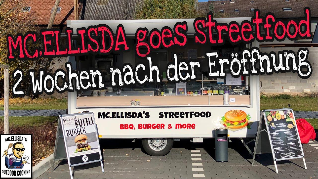 MC.ELLISDA goes Streetfood / 2 Wochen nach der Eröffnung