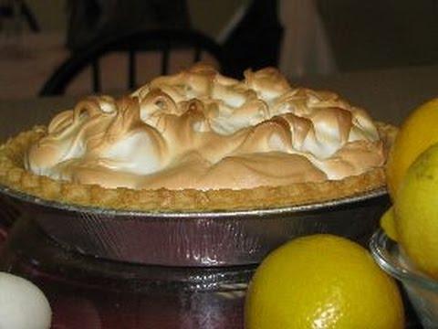 Lemon Meringue Pie Part 2