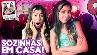 SOZINHAS EM CASA - EP 1 WEB SERIE DUAS ADOLESCENTES E UM BEBÊ