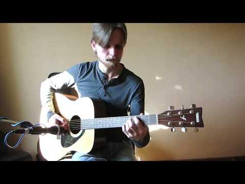 Yamaha F310 Acoustic Guitar Demo
