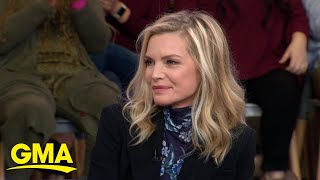 'Maleficent: Mistress of Evil' star Michelle Pfeiffer spills secrets on her new role l GMA