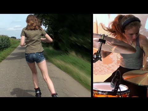 Summer Rolling - Sina drums