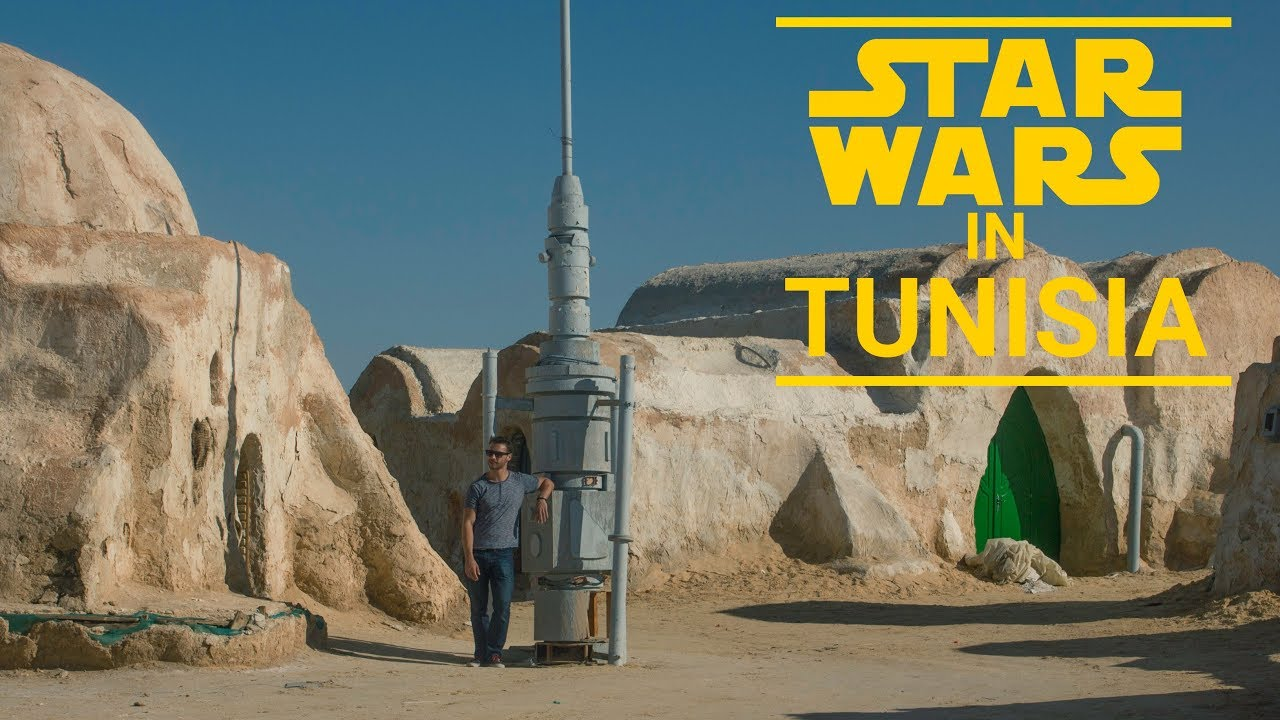 Star Wars In Tunisia Visiting The Planet Of Tatooine Youtube