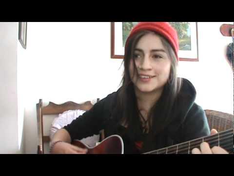 Rosa Pastel - Belanova - M.E.G Melisa García Cover