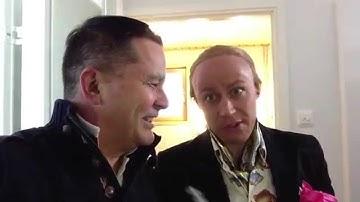 Kaverivideo: Minä, Litmanen, Räikkönen, Tarja Halonen a´la Jarkko Tamminen