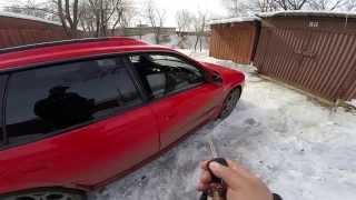 Странная функция Subaru Legacy Touring Wagon Blitzen 2002 (Driver's window remote control)