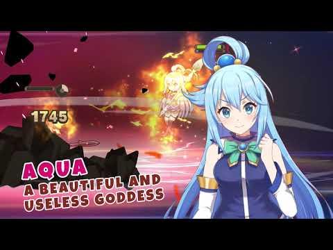 KonoSuba: Fantastic Days | Pre-Registration Begins
