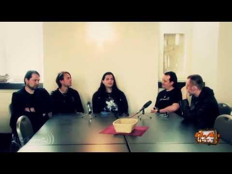 Echozone TV - 13.047 - Interview mit Nachtblut auf dem Castle Rock Festival 2013