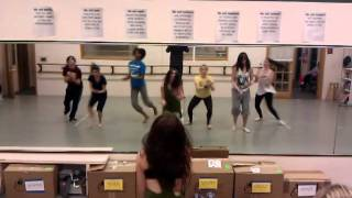 "Bunny Sanford Dance Academy ""Hello GoodMorning"""