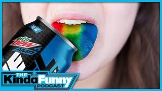 What Color Tastes The Best? - Kinda Funny Podcast (Ep. 37)