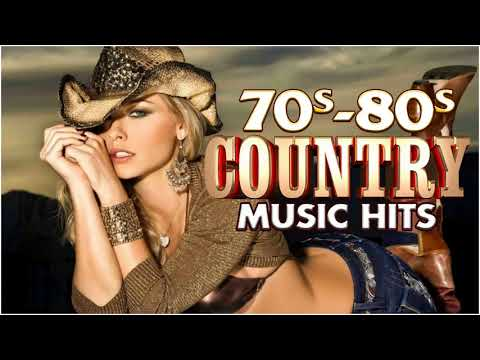 Best Classic 70s 80s Country Songs  -  Top 100 Greatest Country Songs of 1970s 1980s