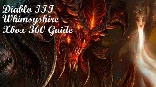 Diablo 3: Whimsyshire Guide Xbox 360