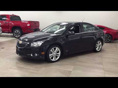 2011 Chevrolet Cruze LT Review