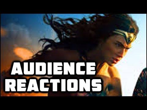 Wonder Woman {SPOILERS}: Audience Reactions | June 7, 2017
