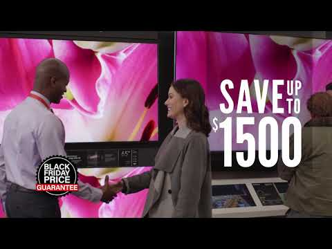 #GetSaving on Samsung QLED TVs at P.C. Richard & Son!