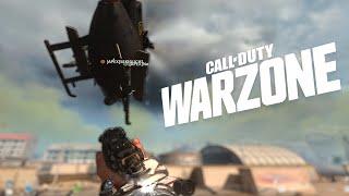 味方キャリーしてても、ヘリに乗せてもらえないワイは陰キャ【CoD:WARZON…