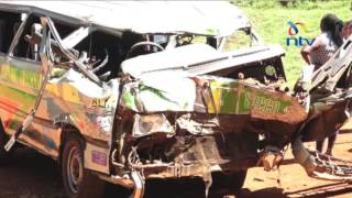 4 family members killed in car crash in Ahero