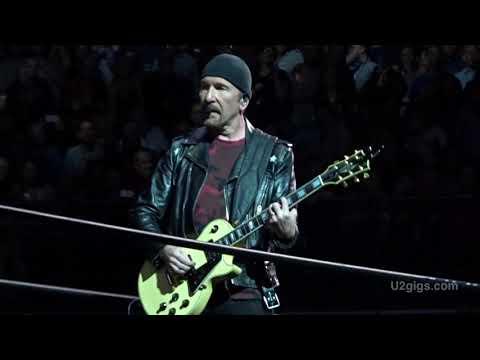 U2 Dublin Stay (Faraway, So Close!) 2018-11-09 - U2gigs
