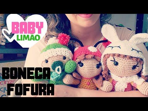 O boneco Amigurumi Yoyo Baby chegou!!! | M & Y Artesanatos | 360x480