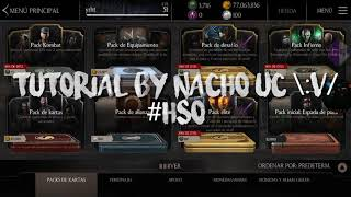 Video how to get the code of one character and how put in elite easy MKX MOBILE download MP3, 3GP, MP4, WEBM, AVI, FLV Juli 2018