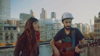 - Princess of China - Coldplay ft Rihanna - LIVE ACOUSTIC VIDEO (Cover)  Fran y Jose